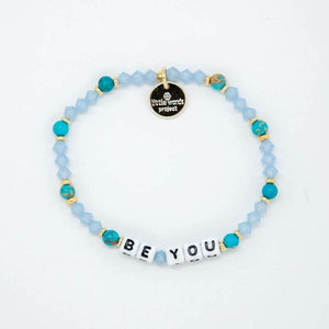 Little Words Project Be You Sea Breeze Bracelet