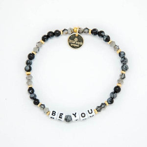 Little Words Project Be You Stormy Bracelet