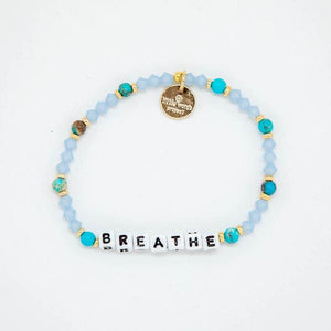 Little Words Project Breathe Sea Breeze Bracelet