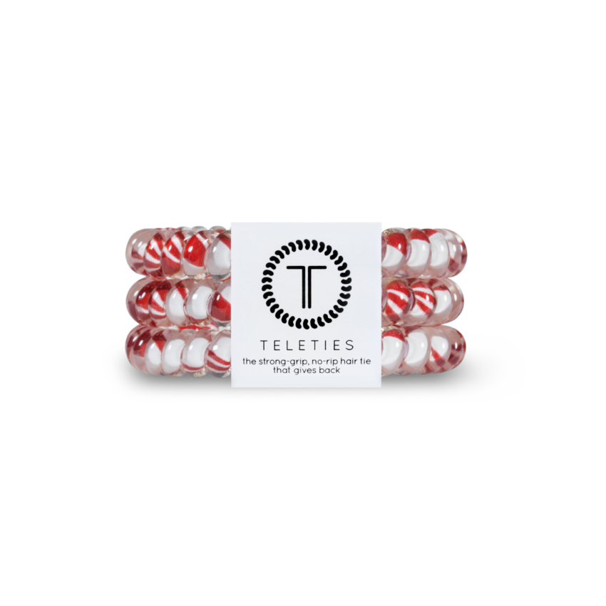 Candy Cane Small Teleties
