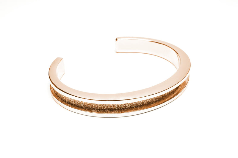 Rose Gold Signature Hair Tie Bracelet