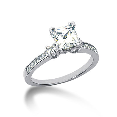 Engagement Ring Semi-mount 6324