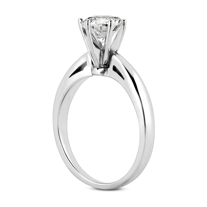Engagement Ring Semi-mount 678