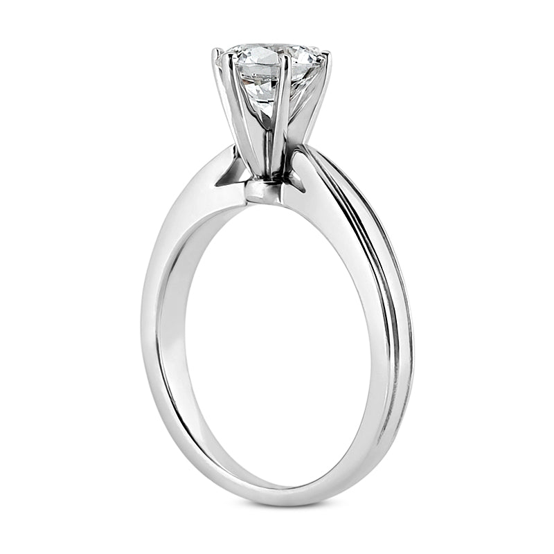 Engagement Ring Semi-mount 681