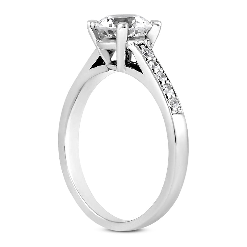 Engagement Ring Semi-mount 7542