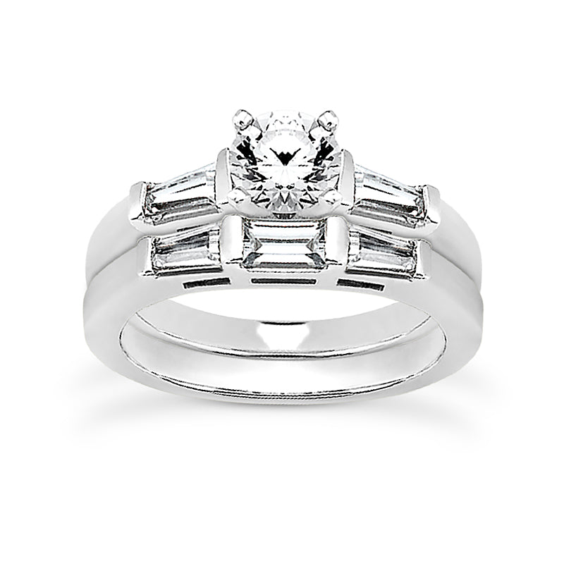 Engagement Ring Semi-mount 102
