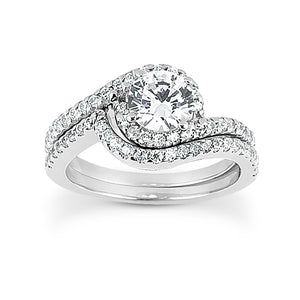 Engagement Ring Semi-mount 1297