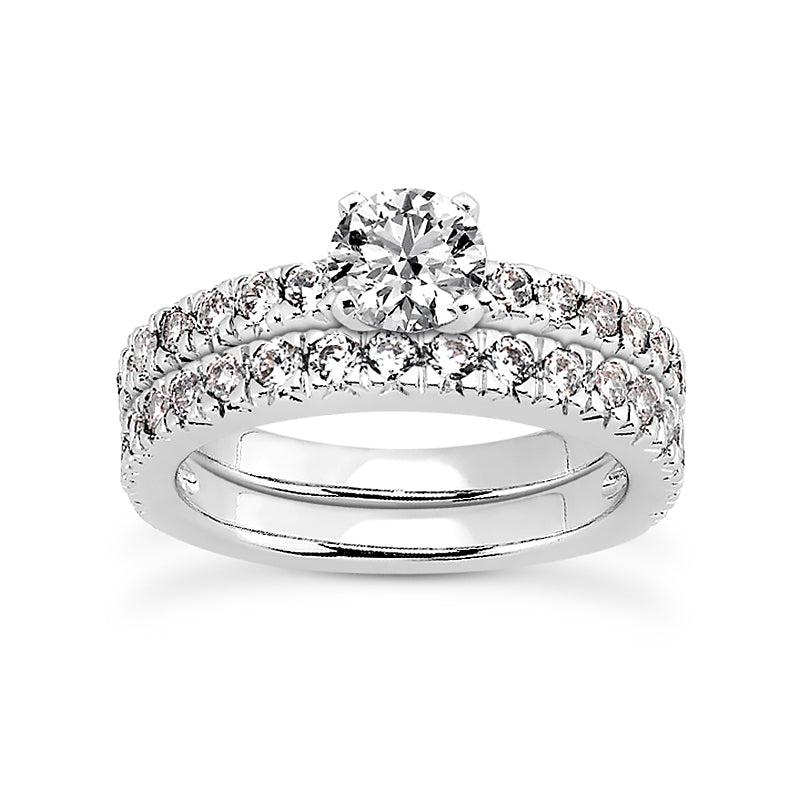 Engagement Ring Semi-mount 1307