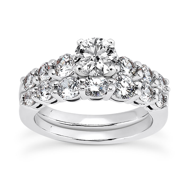 Engagement Ring Semi-mount 3060
