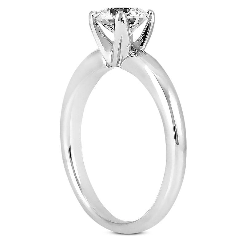 Engagement Ring Semi-mount 1486