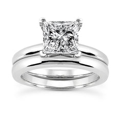 Engagement Ring Semi-mount 1504