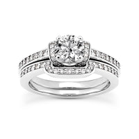 Engagement Ring Semi-mount 1734
