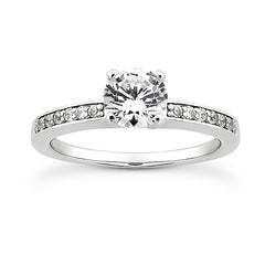 Engagement Ring Semi-mount 3001