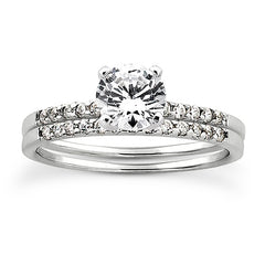 Engagement Ring Semi-mount 3011