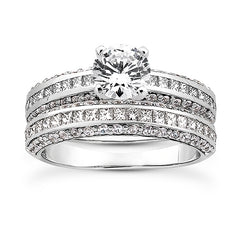 Engagement Ring Semi-mount 3020