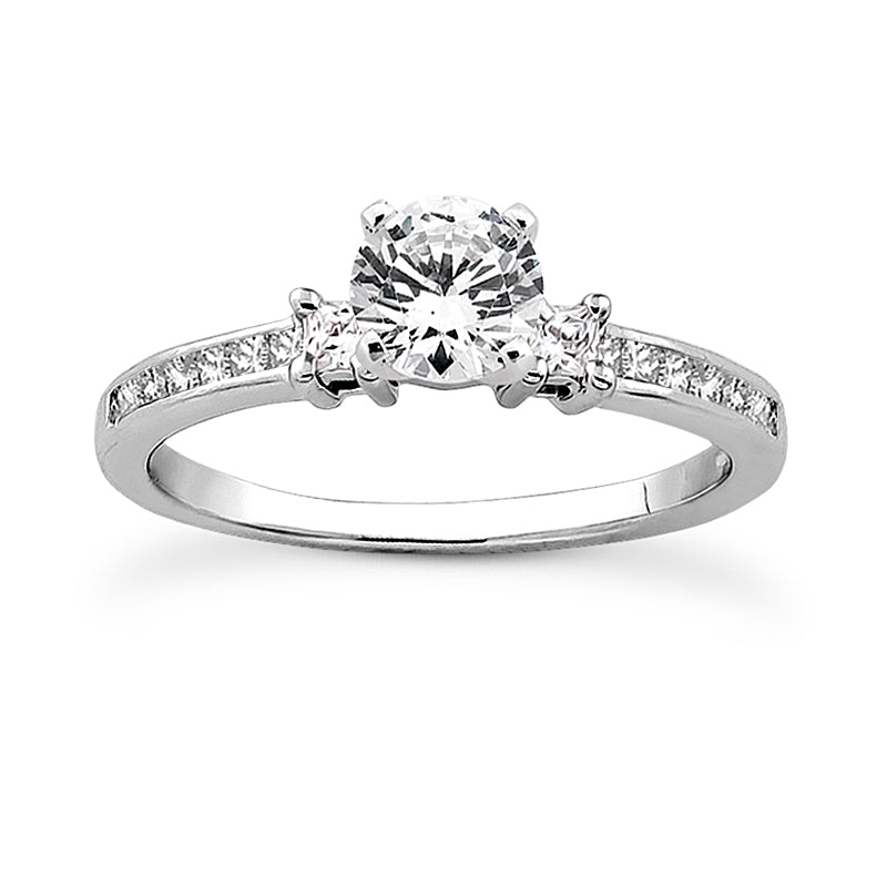 Engagement Ring Semi-mount 3022