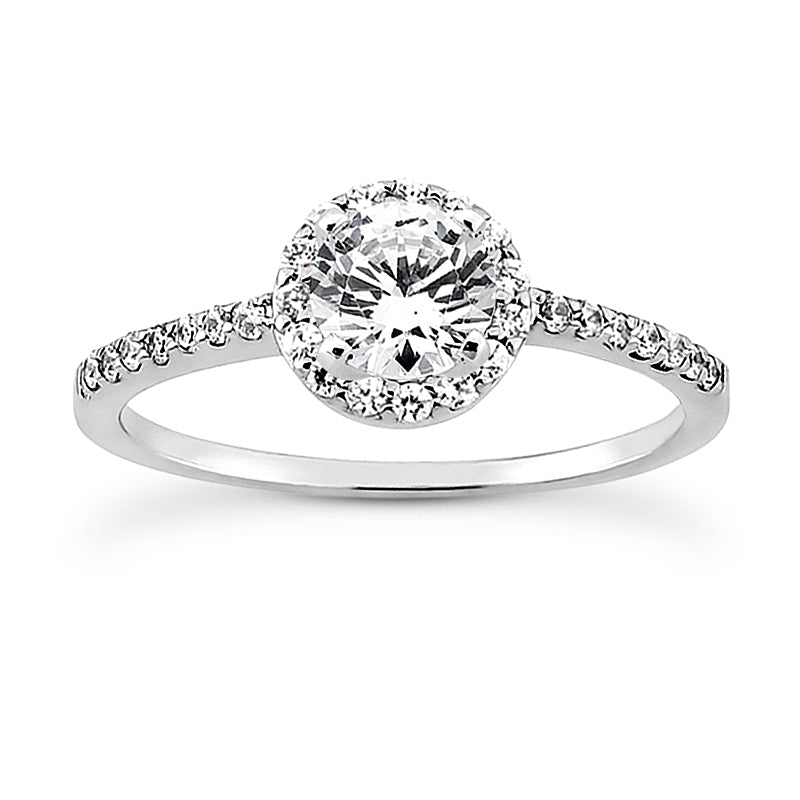 Engagement Ring Semi-mount 3025
