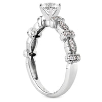 Engagement Ring Semi-mount 3031