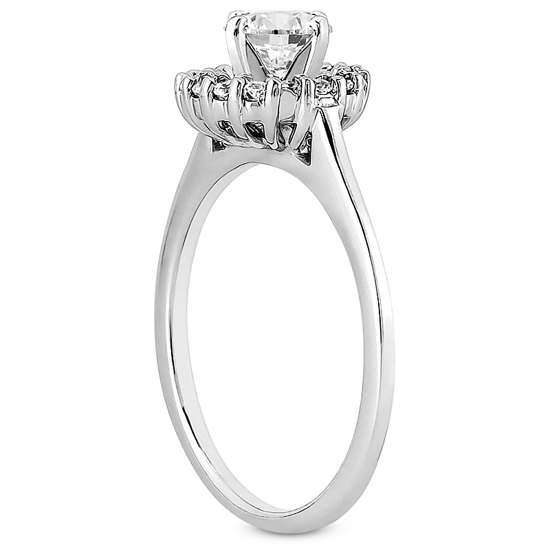 Engagement Ring Semi-mount 3036