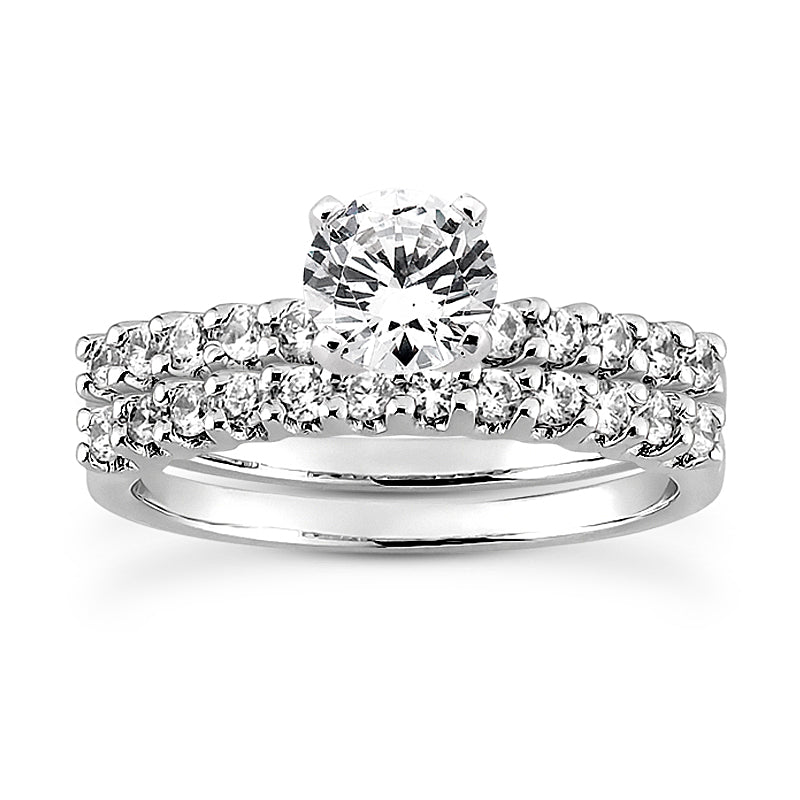 Engagement Ring Semi-mount 3045