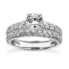 Engagement Ring Semi-mount 3048