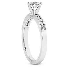 Engagement Ring Semi-mount 3054