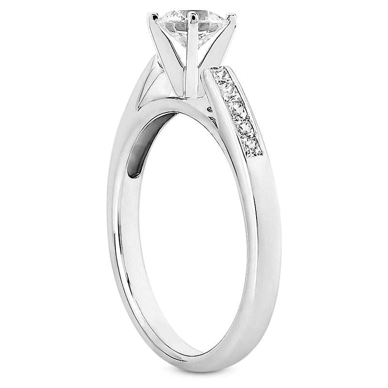 Engagement Ring Semi-mount 3066