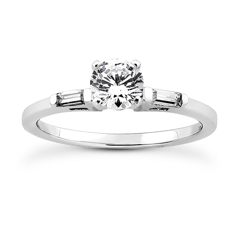 Engagement Ring Semi-mount 3071