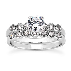 Engagement Ring Semi-mount 3079