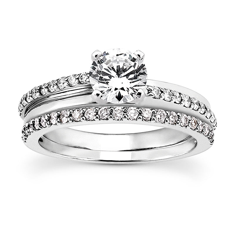 Engagement Ring Semi-mount 3080