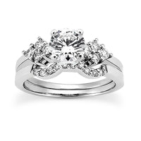 Engagement Ring Semi-mount 3082
