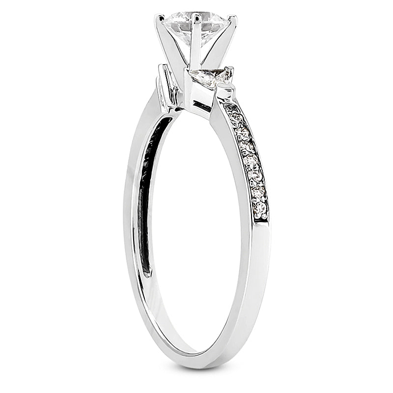 Engagement Ring Semi-mount 3112