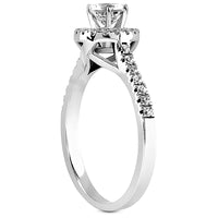 Engagement Ring Semi-mount 3147