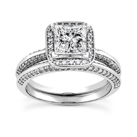 Engagement Ring Semi-mount 3154