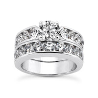 Engagement Ring Semi-mount 1732