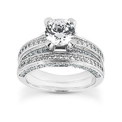 Engagement Ring Semi-mount 807
