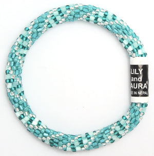 Lily and Laura A Cup of Teal Bracelet