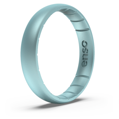 Legends Yeti Thin Silicone Ring