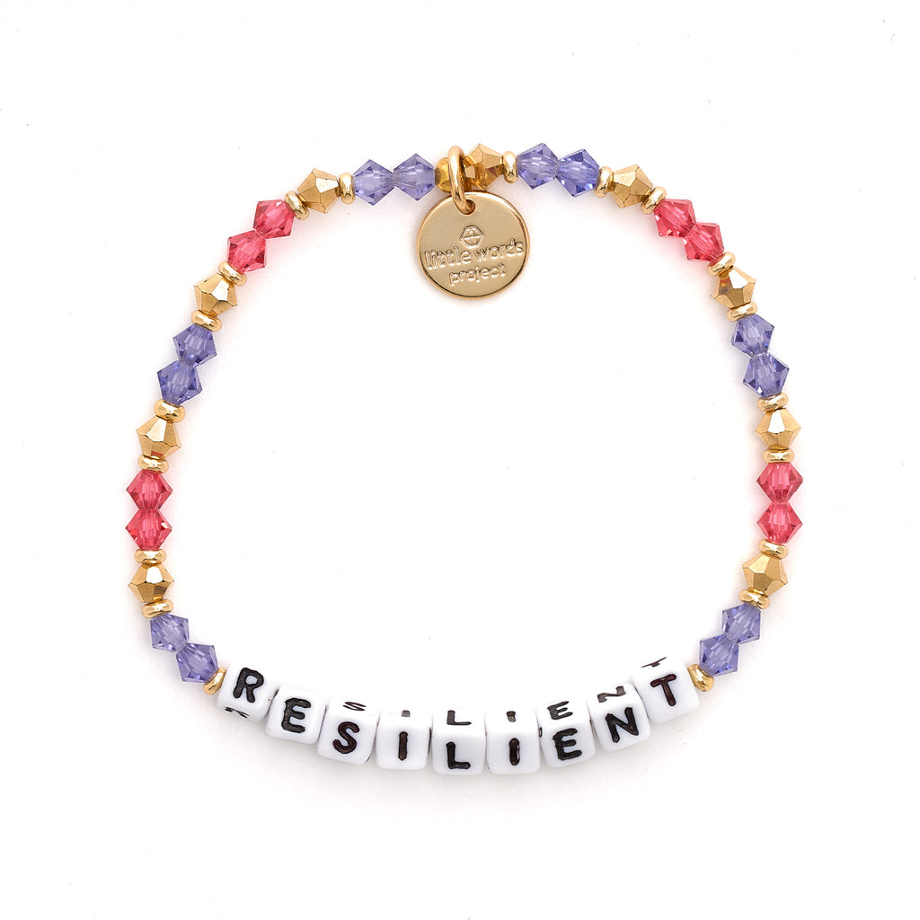 Note to Self Resilient Bracelet