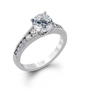 Engagement Ring Semi-mount 1034Z