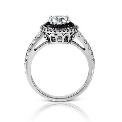 Engagement Ring Semi-mount 1054Z