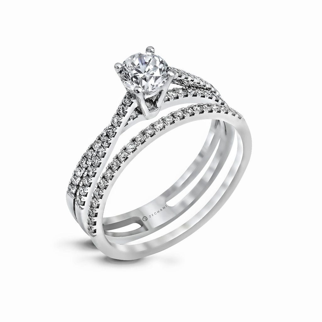 Engagement Ring Semi-mount 1106Z