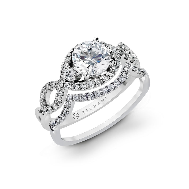 Engagement Ring Semi-mount 422Z