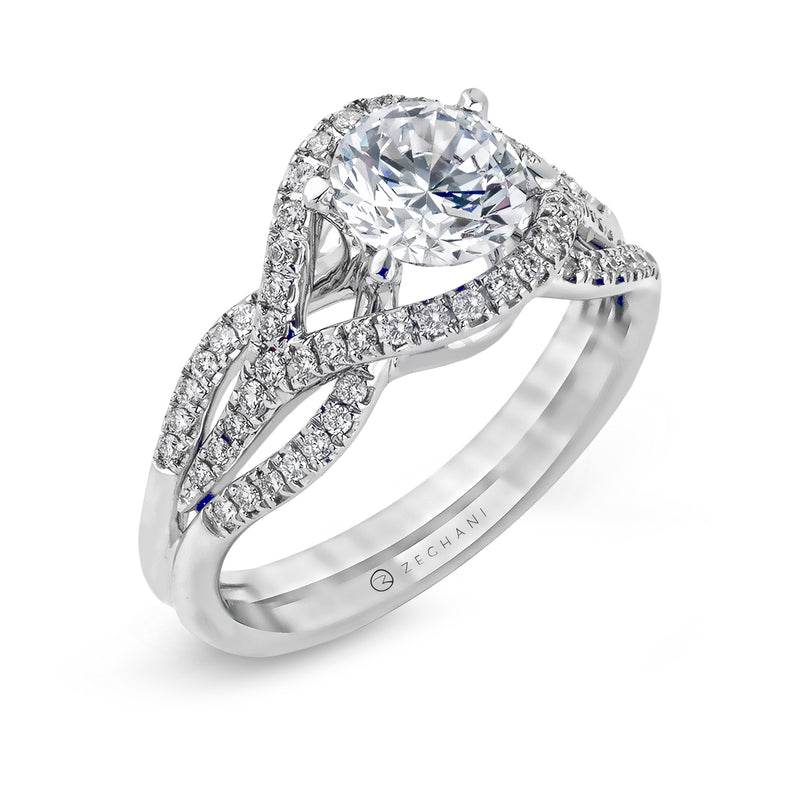 Engagement Ring Semi-mount 487Z