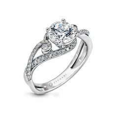 Engagement Ring Semi-mount 880Z