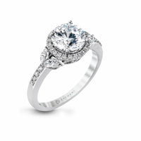 Engagement Ring Semi-mount 909Z