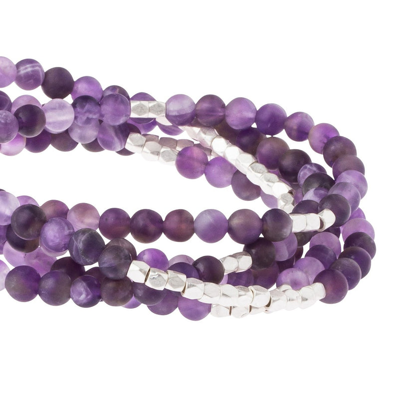 Amethyst Stone of Protection Wrap