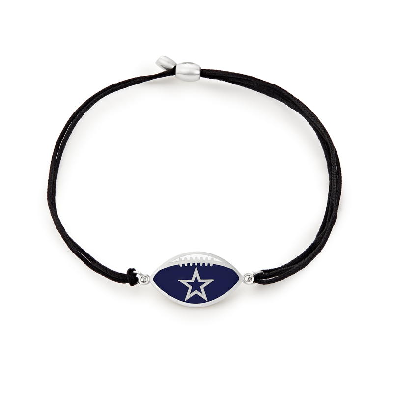 Kindred Cord Sterling Silver Dallas Cowboys