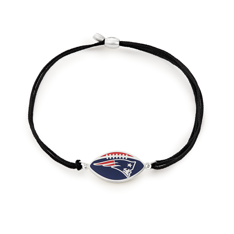 Kindred Cord Sterling Silver New England Patriots