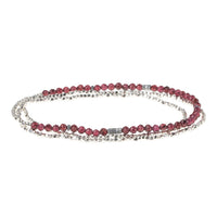 Garnet Stone of Health Delicate Wrap